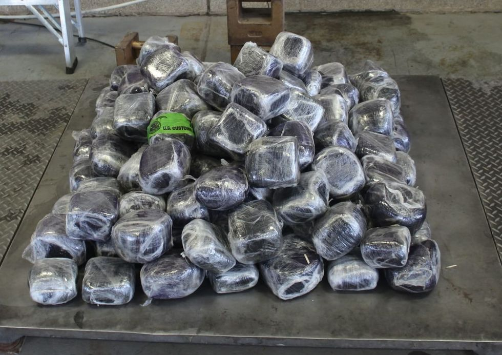 'Funky pickle' shipment turns out to be stuffed with meth