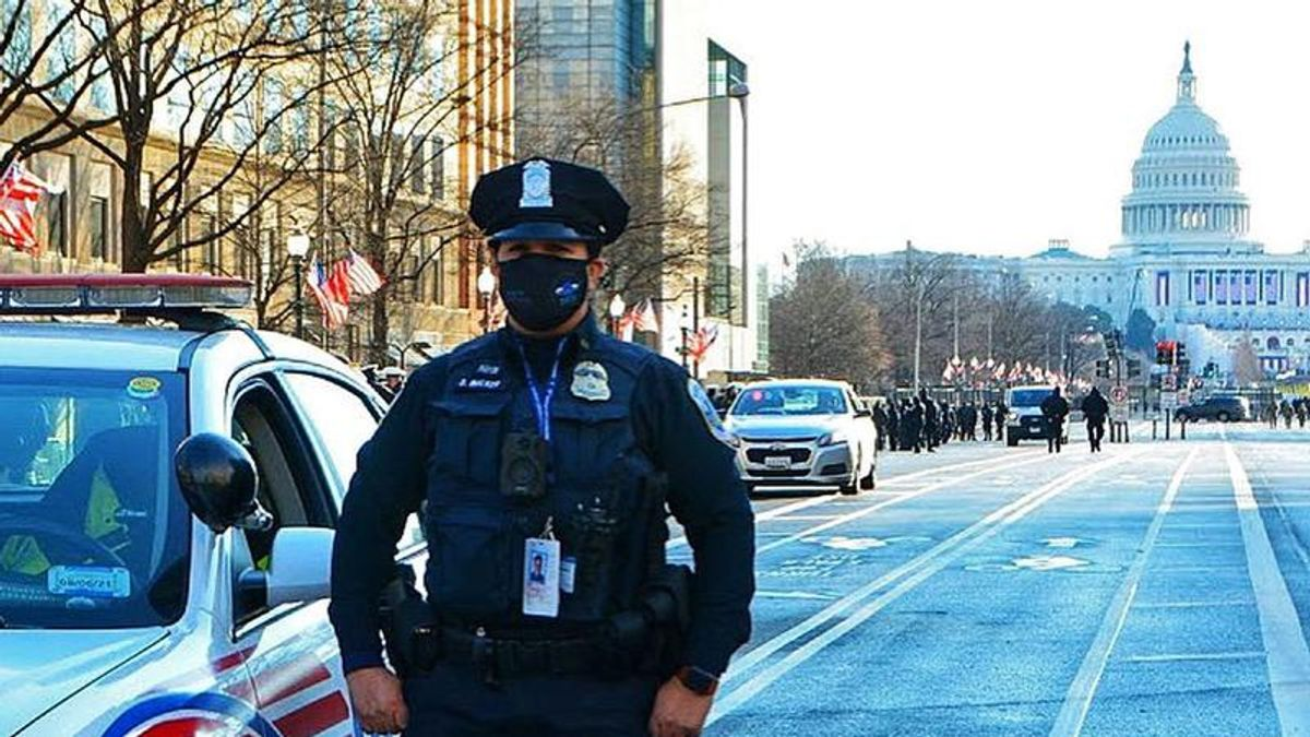 Washington DC police server hacked as Russian-speaking group claims responsibility