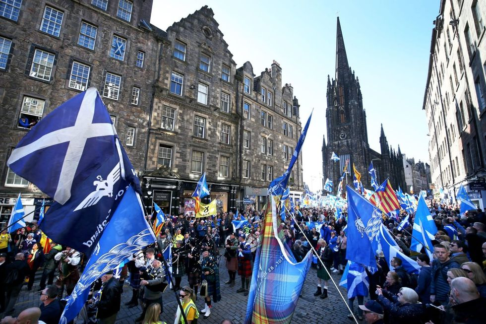 Bye, bye, London: The young Scots who want independence from Britain