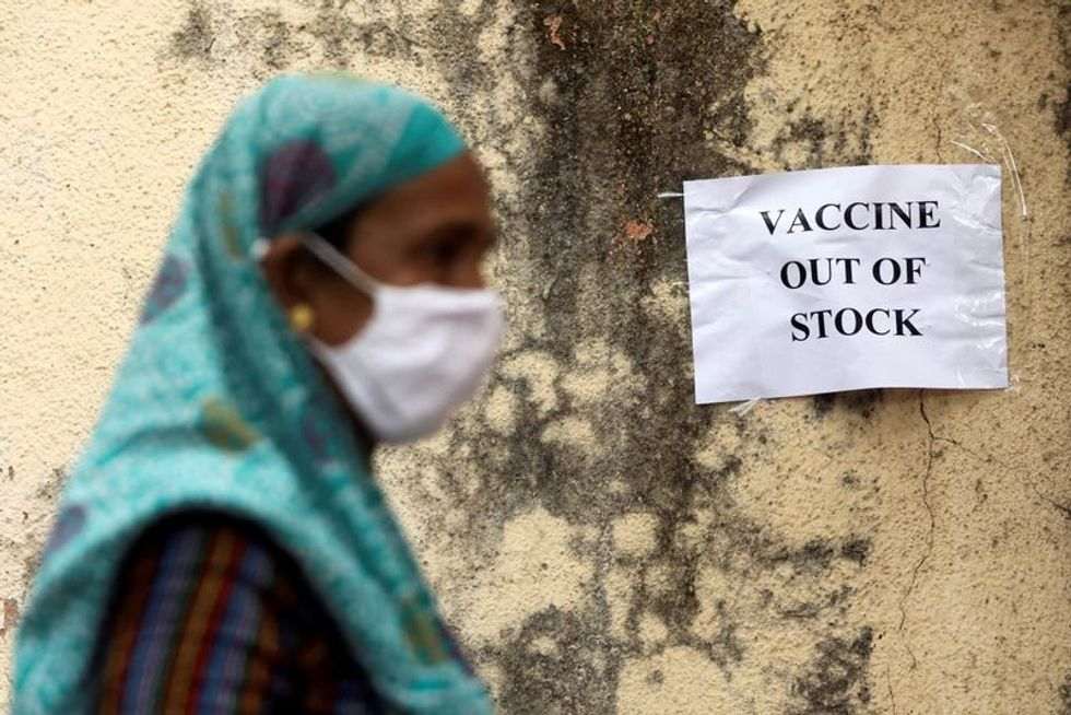 India's federal government won't import vaccines, leaving it to states: sources