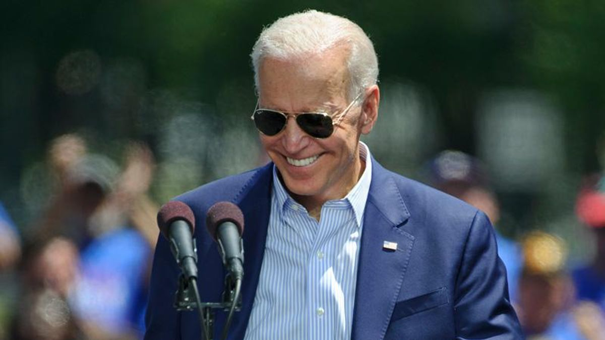 Why Joe Biden's popularity baffles the media and angers the opposition