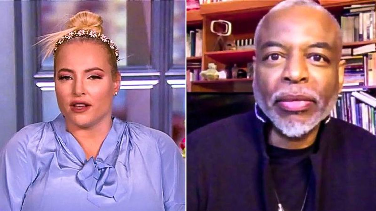 WATCH: LeVar Burton shuts down Meghan McCain on Dr. Seuss and 'cancel culture'