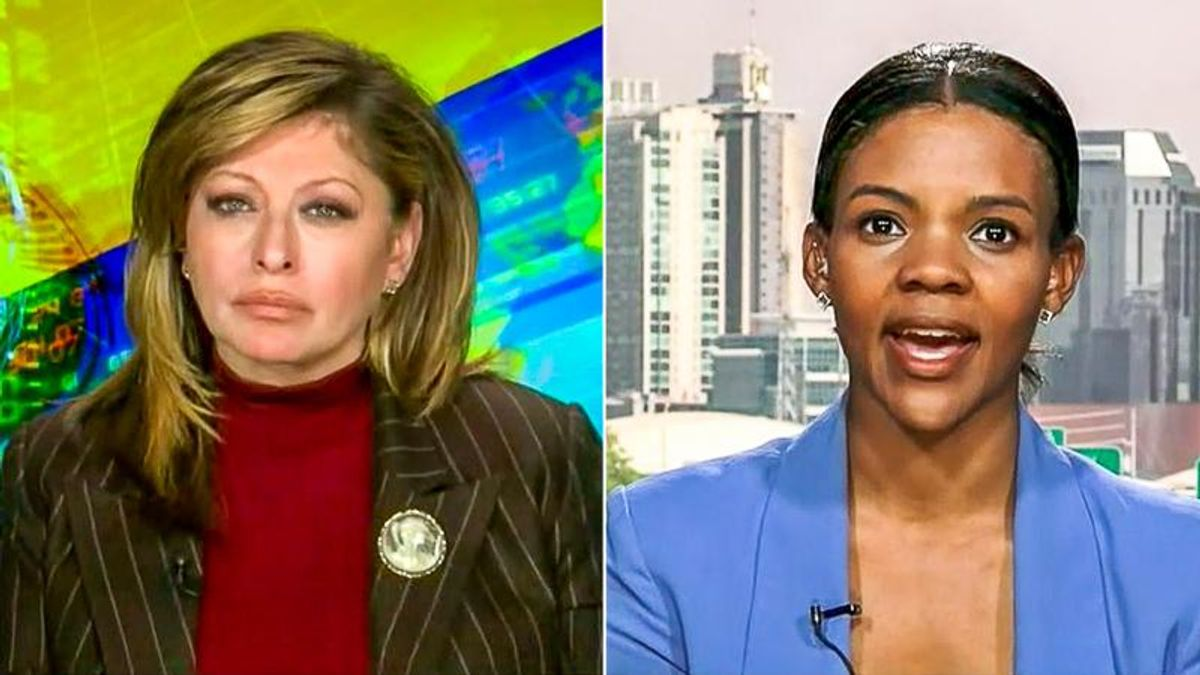Candace Owens: 'Calling everybody a racist and a white supremacist is getting pretty old'