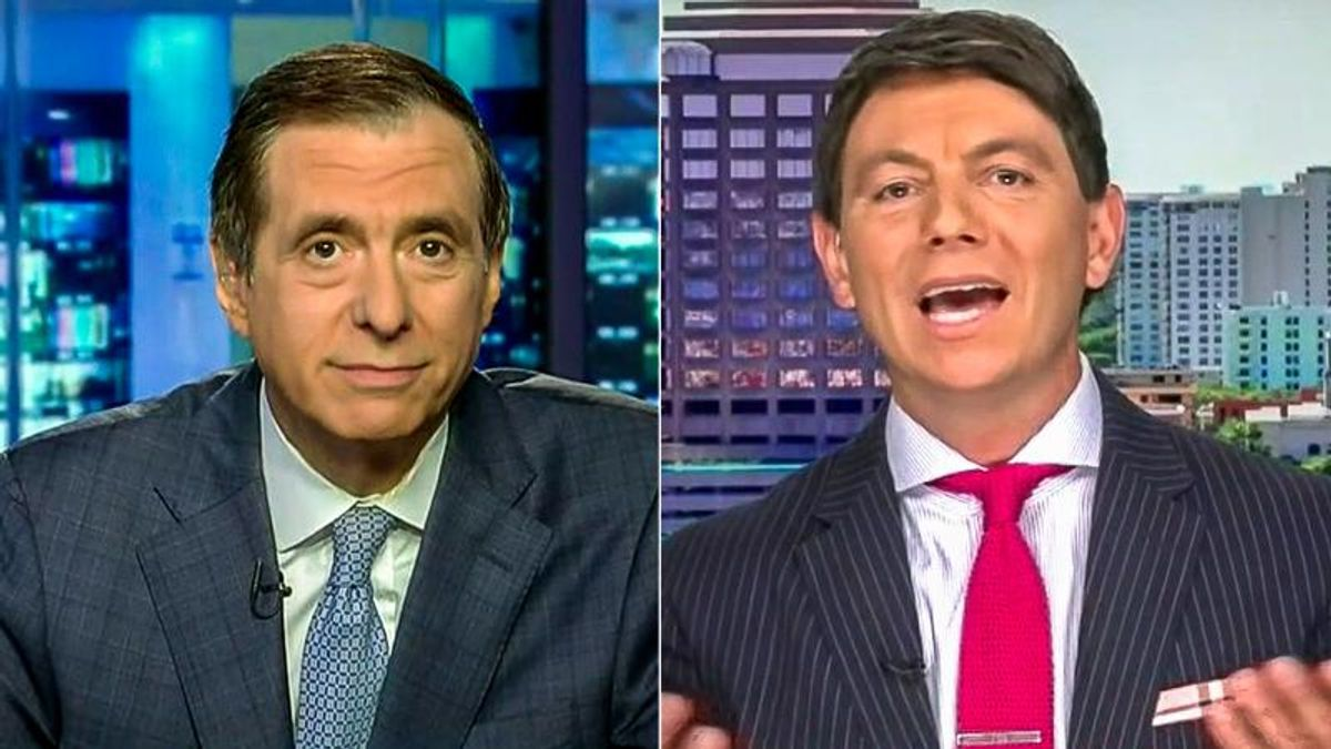 'What are you talking about?': Fox News host battles Trump adviser over hate-filled 'Happy Easter' message