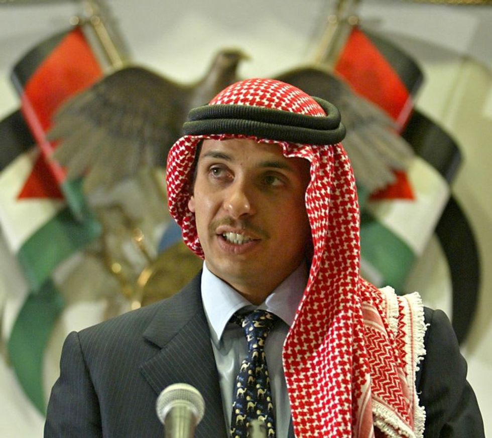 Jordan's Prince Hamza defies the military in new recording