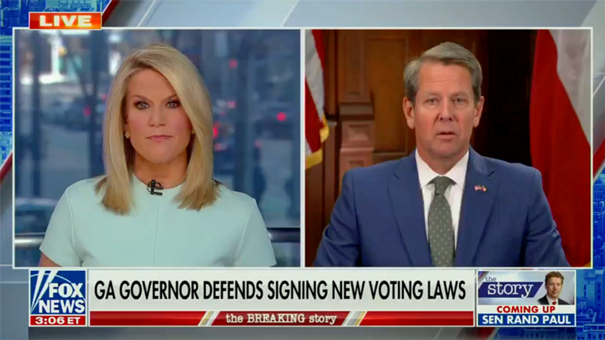 Brian Kemp lashes out at Delta CEO: 'He doesn't know what the hell he's talking about'