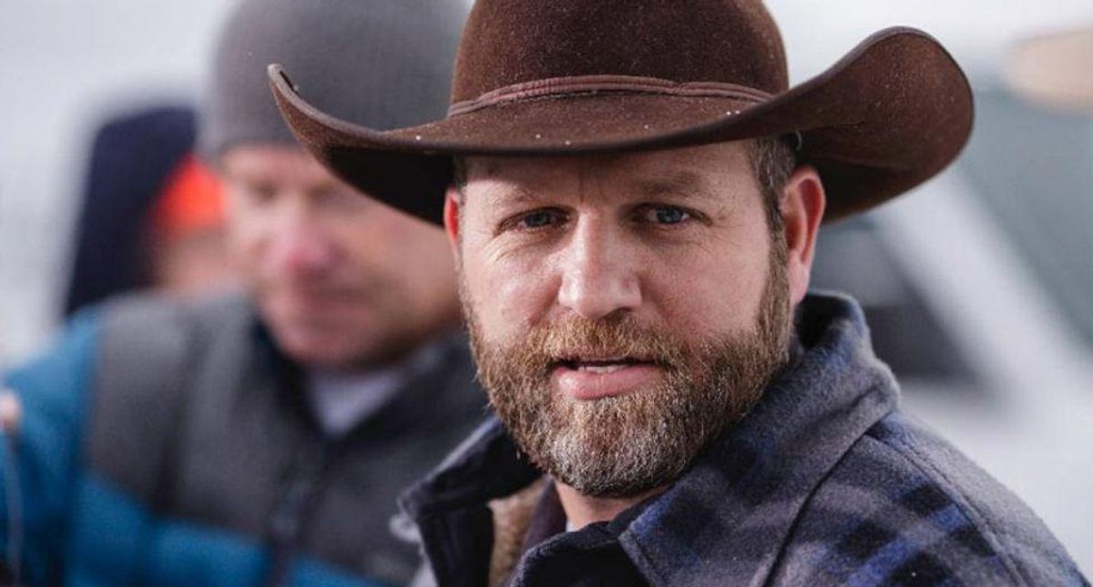 Far-right activists converge on home of Idaho judge overseeing Ammon Bundy anti-mask case: report