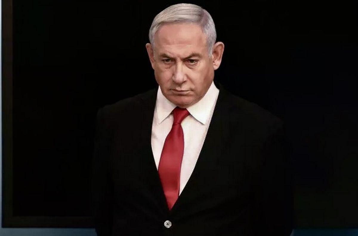 Israel's president gives Netanyahu the nod to form next government