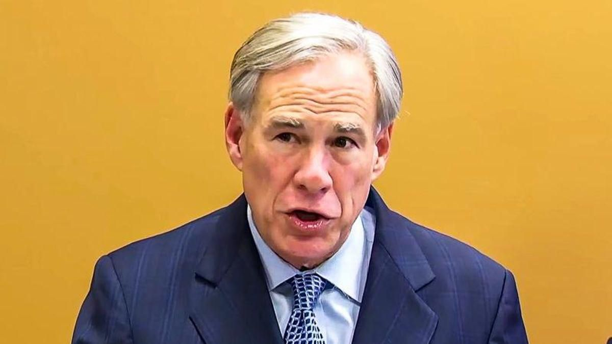 Texas' Greg Abbott has been quietly courting Facebook while publicly shaming them -- here's why