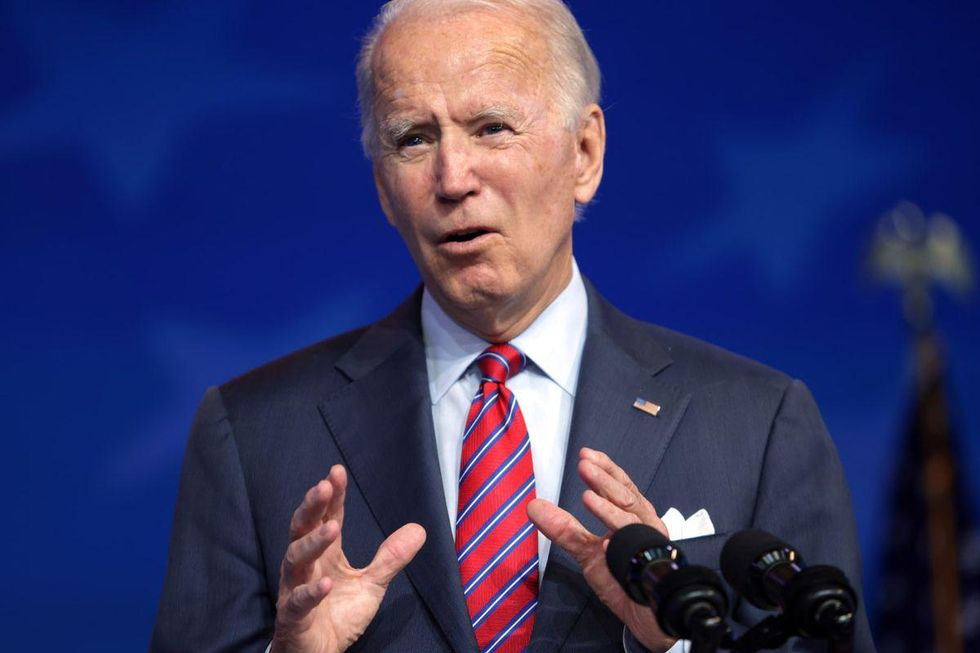 Biden moving deadline for all adults to be eligible for COVID vaccine to April 19: report