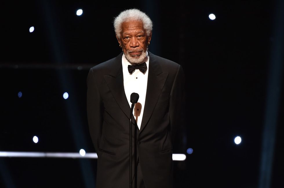 'Trust' the voice of God: Morgan Freeman encourages people to get COVID-19 vaccine in new PSA