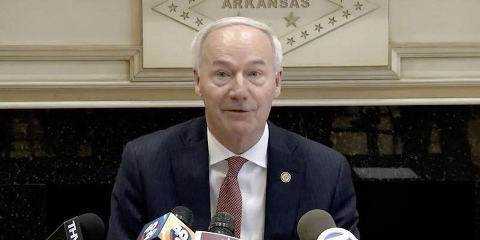 Arkansas Republicans override Governor's veto of bill banning medical treatment for transgender youth