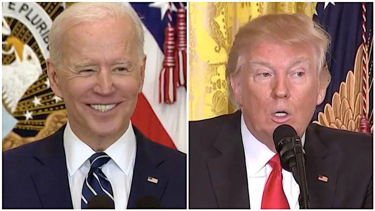 Leaks from backstabbing Trump White House disappear under Biden loyalists
