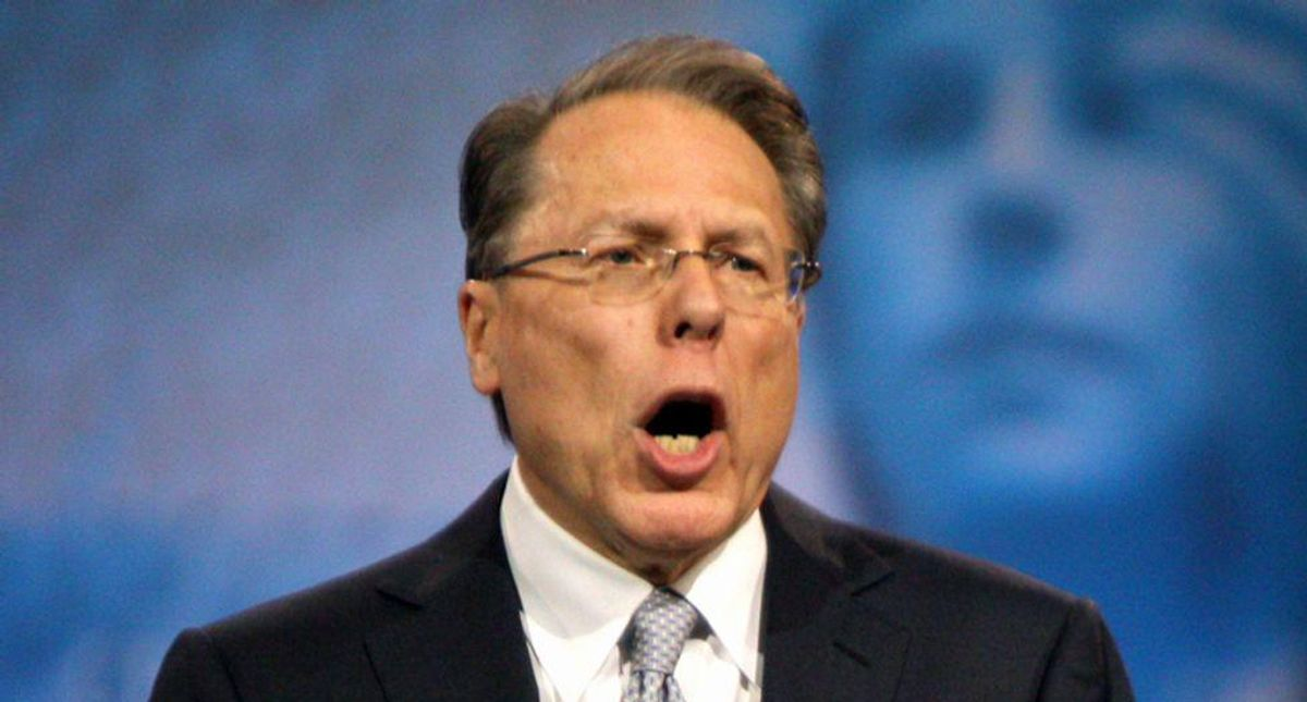 NRA claims court-appointed oversight of their funds would destroy the whole organization