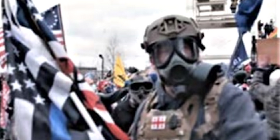 The threat from within: Inside the right-wing extremism lurking in the US military