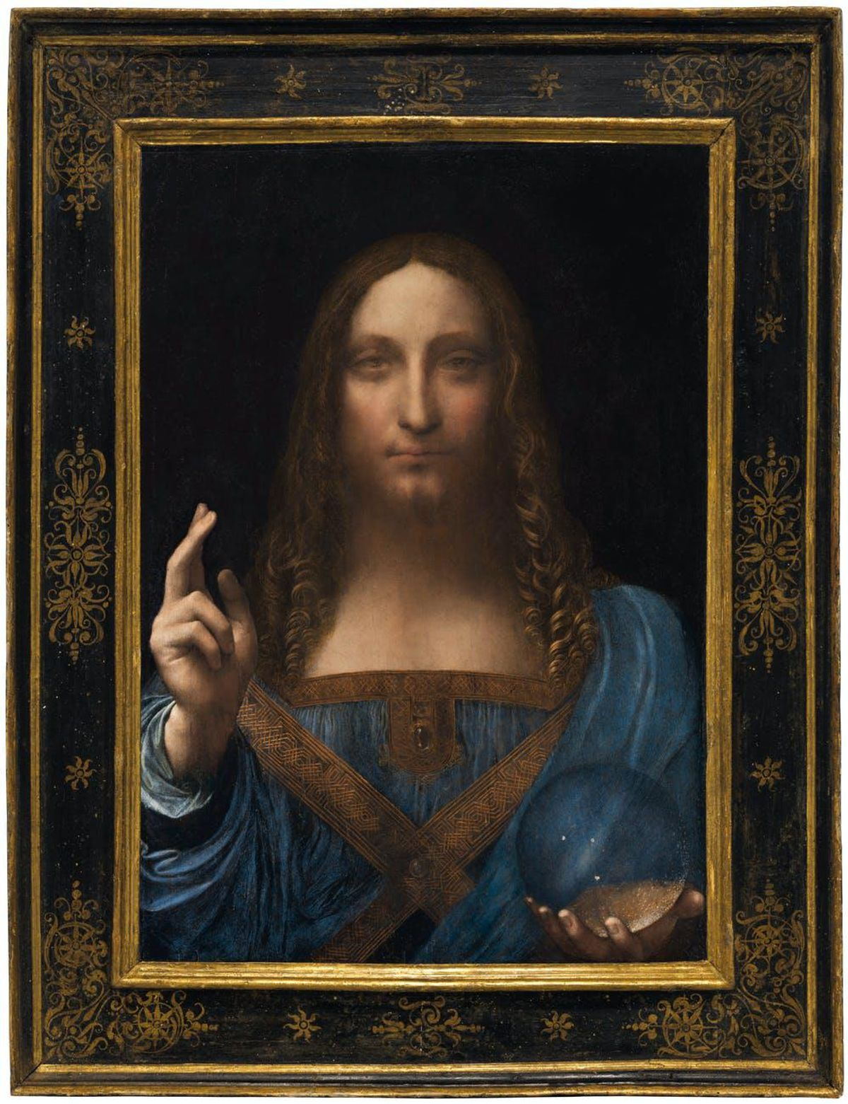 World's priciest painting not a full da Vinci, claims doc