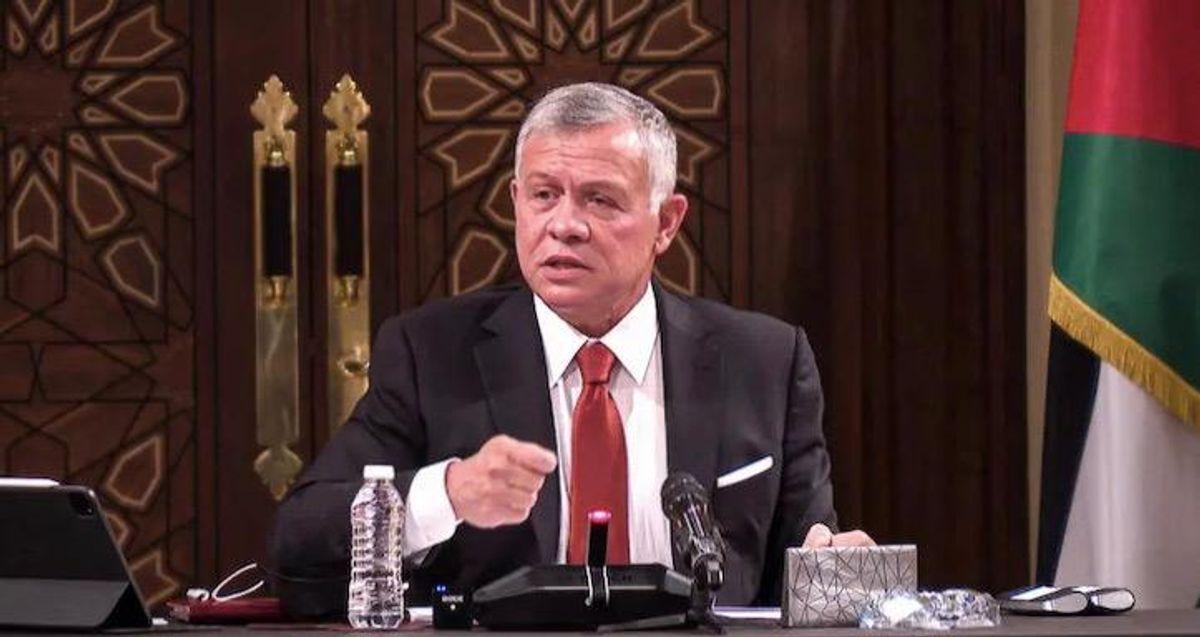 Jordan's King Abdullah says 'painful' palace crisis is over