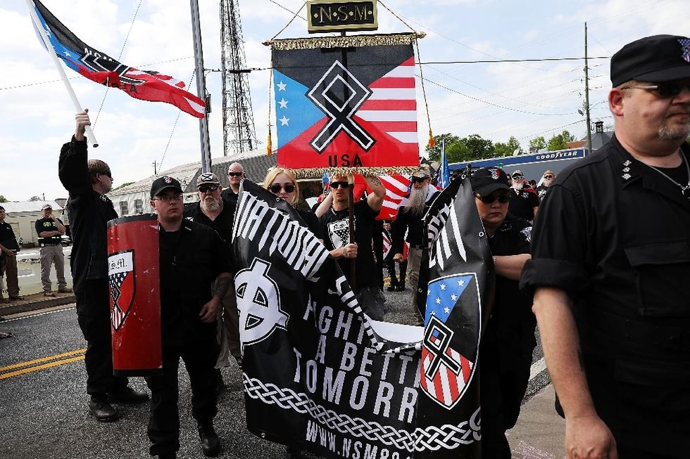 US Neo-Nazi pleads guilty to hate crimes charge