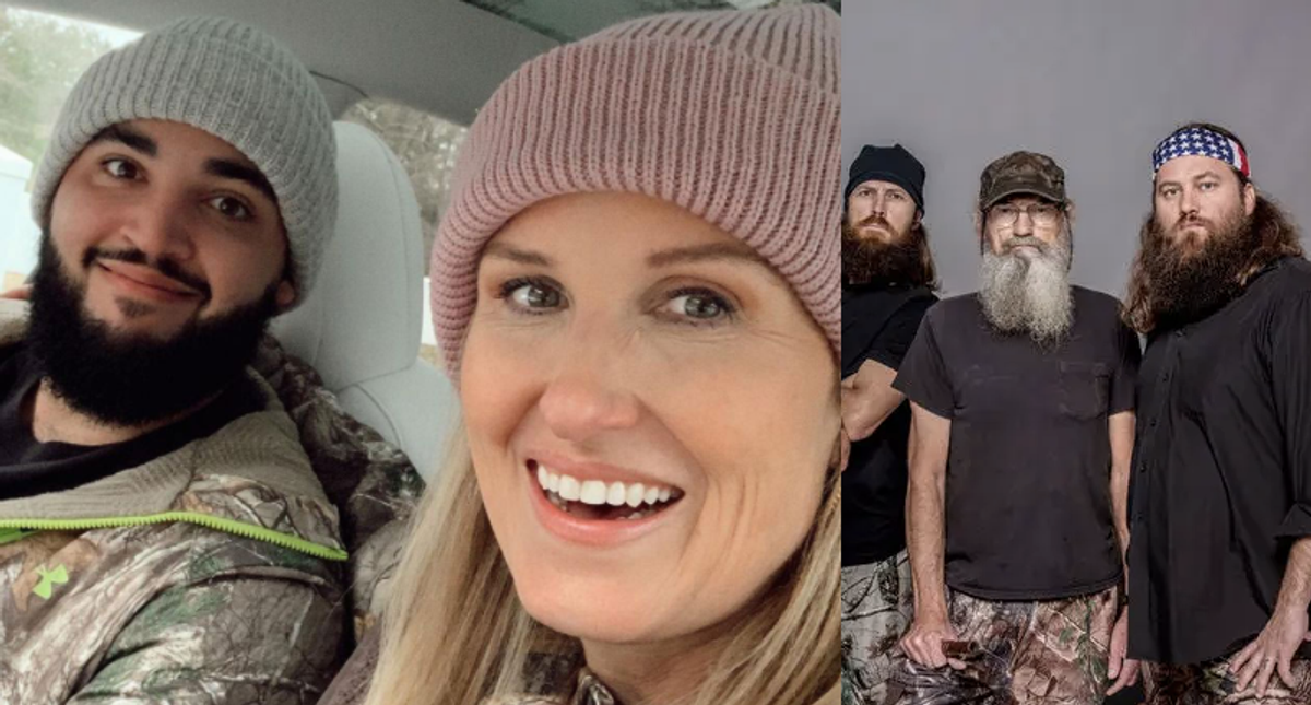 Duck Dynasty stars reveal racists attacked their biracial son