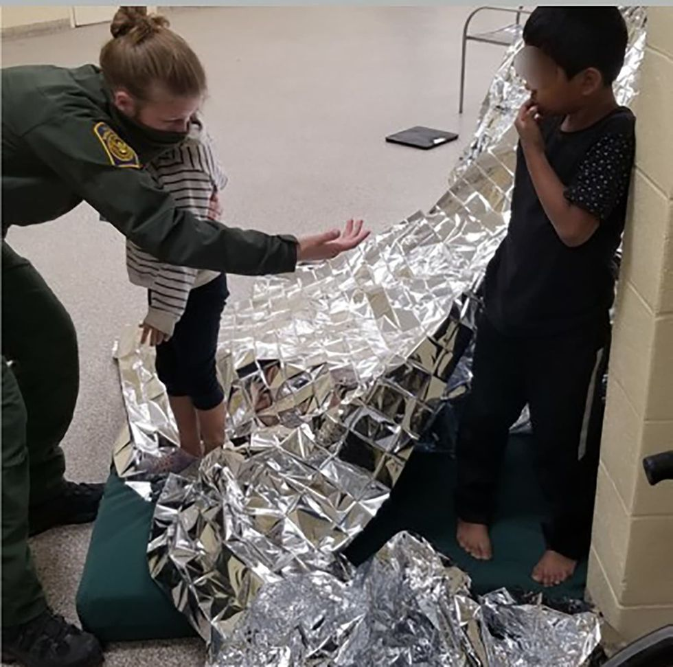 Border Patrol agents rescue abandoned siblings, ages 5 and 6, at US-Mexico border