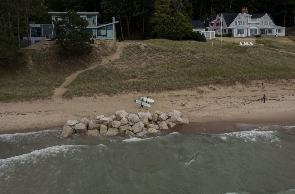 Alarming spike in Great Lakes drownings tied to COVID-19: study