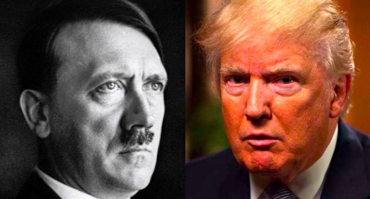 Anne Frank's stepsister compares Trump to Hitler