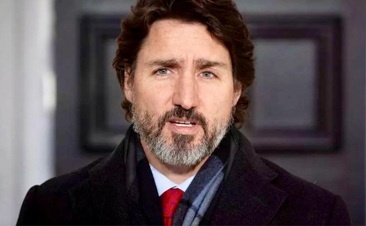Trudeau calls for Canada regions to tighten COVID restrictions
