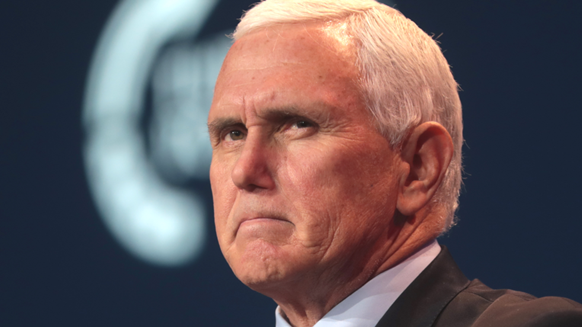 BUSTED: Mike Pence quietly adds hate group leader to advisory board of his new organization