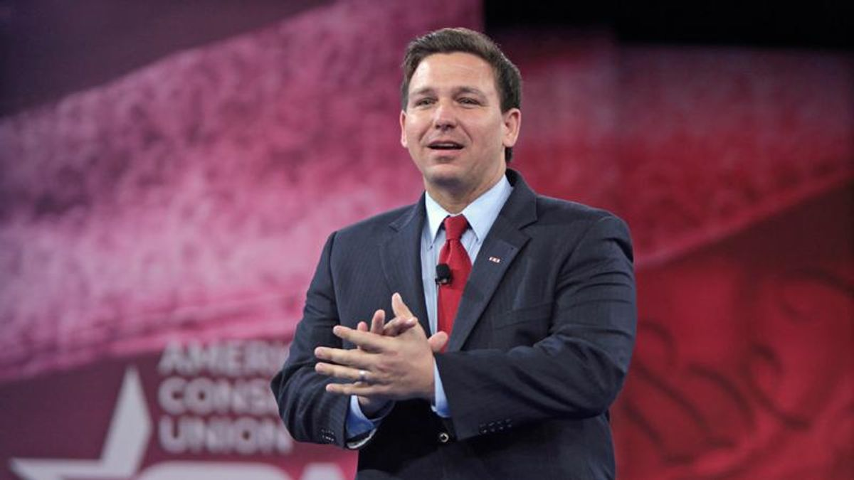 Ron DeSantis positioning to run for president on 'competent Trumpism' in 2024: report