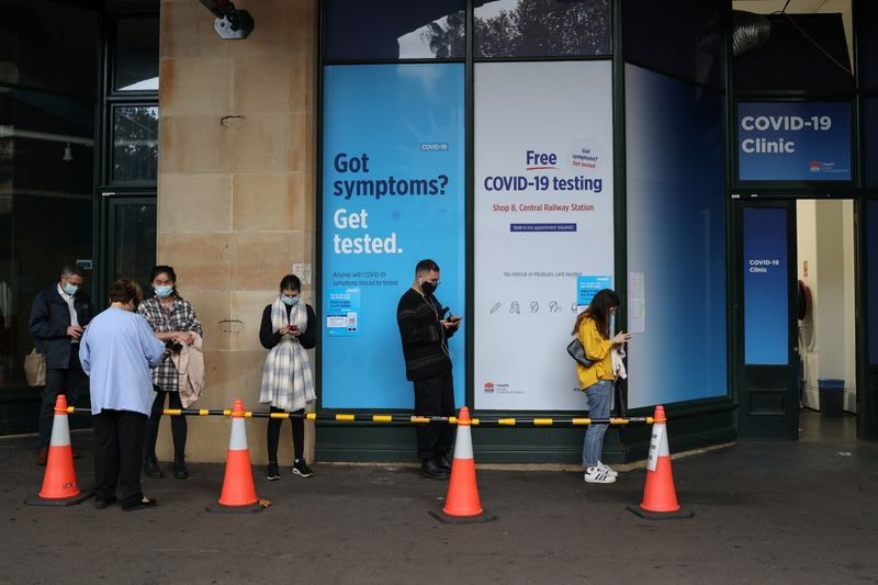 Australia races to trace source of COVID-19 mystery case in Sydney