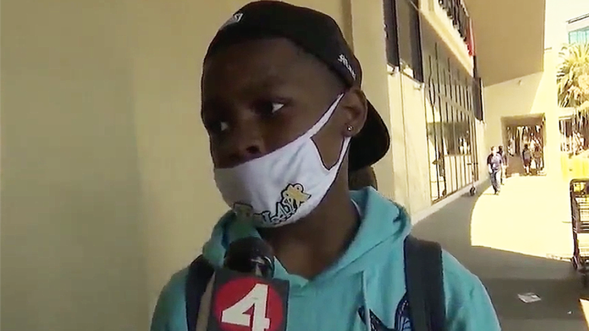 'He was devastated': Black 5th grader left in tears after grocery security falsely accuses him of stealing a sandwich