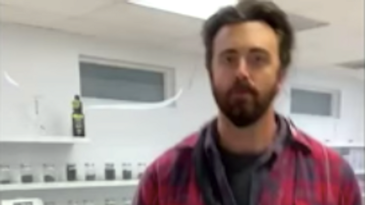 Oregon man assaults dispensary shop employee over mask rule to make a 'political statement': Witness