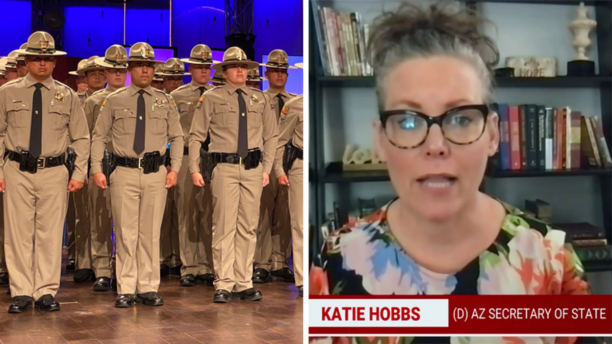 Troopers to guard Secretary of State after death threats from Arizona audit conspiracy theorists