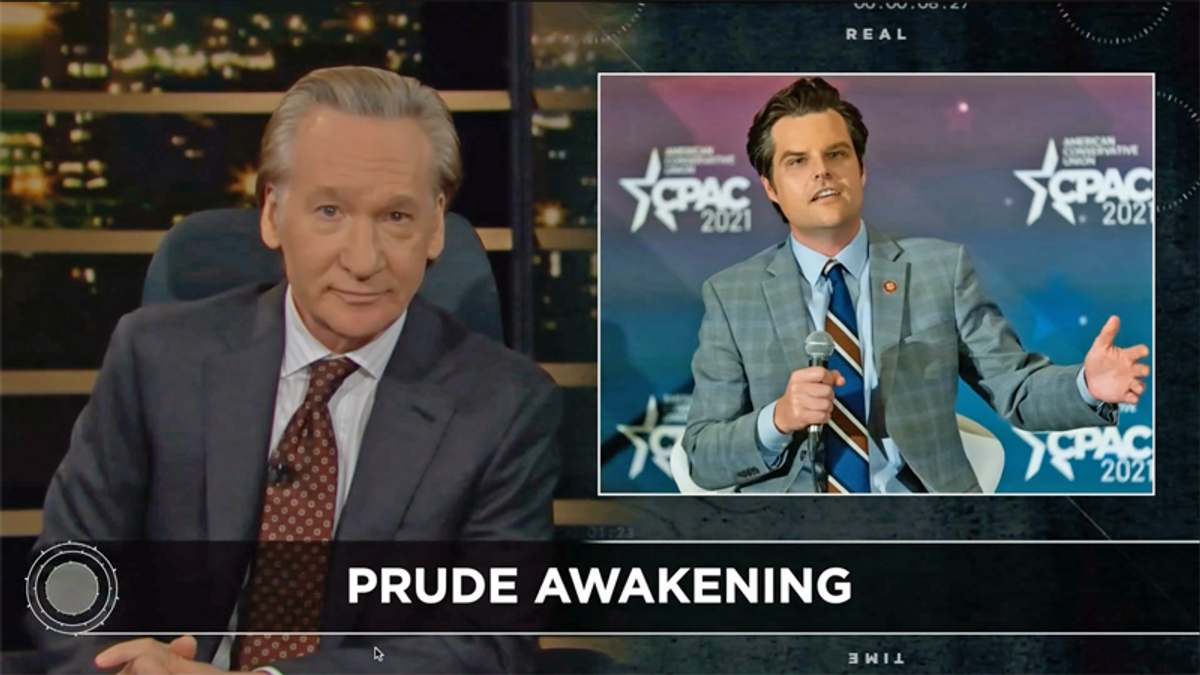 Bill Maher is livid Republicans are no longer the 'fuddy duddy' party