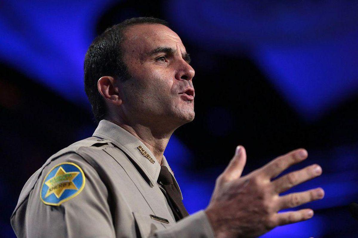 'Mind-numbingly reckless and irresponsible': Maricopa County sheriff blasts Arizona Senate's audit demand
