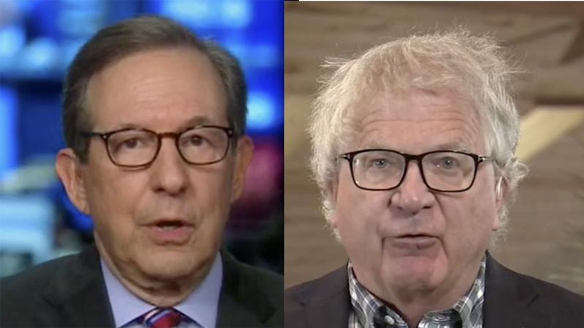 Facebook official battles Chris Wallace on Trump ban: 'He put himself in this bed and he can sleep in it'