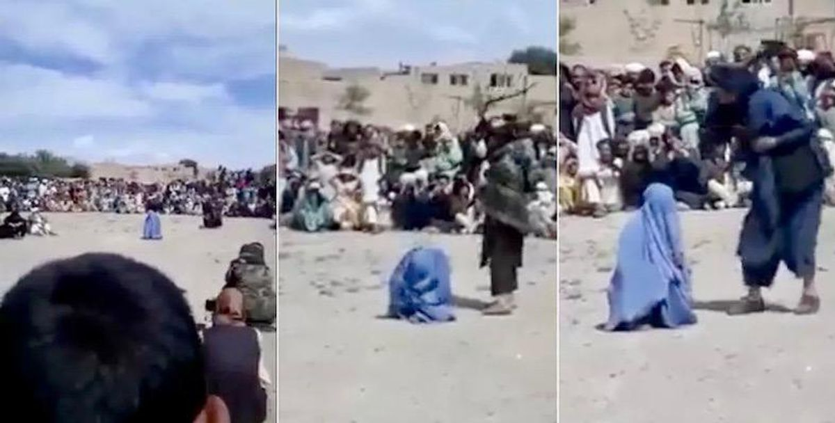 Taliban tribunal gives woman 40 lashes for talking to a man on the phone