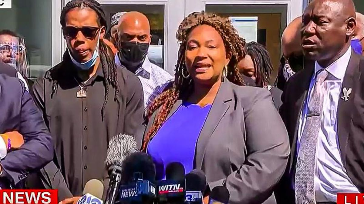 Andrew Brown family attorney describes gruesome 'execution' after viewing body camera footage