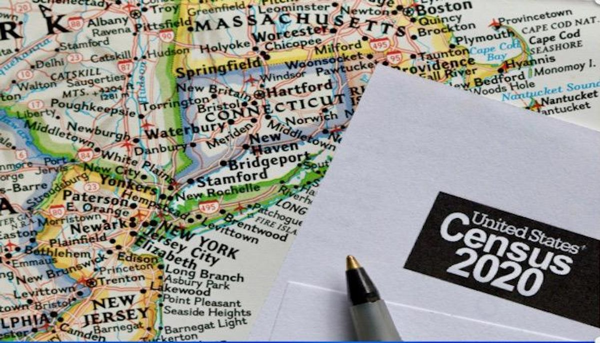 New York lost a seat in Congress -- because 89 people did not complete the Census
