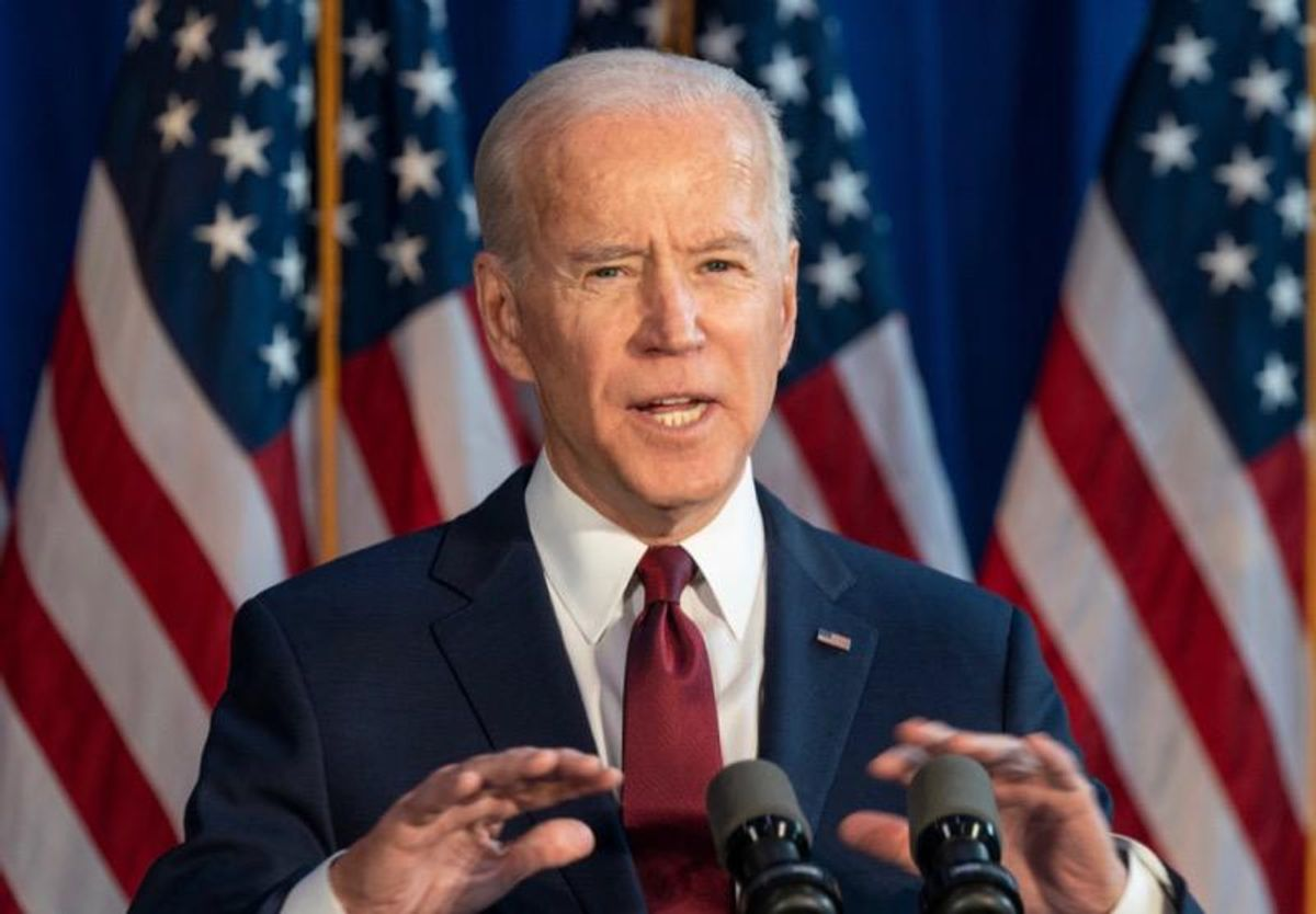 Joe Biden to propose taxing the richest to pay for his 'American Families Plan': White House