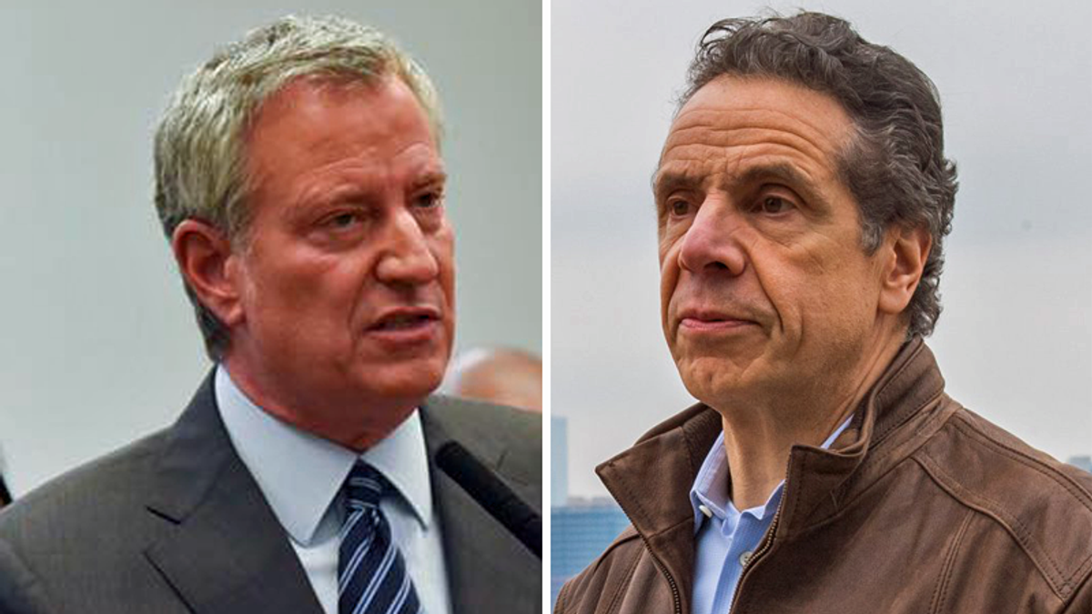NYC blasts Andrew Cuomo for 'unconscionable' failure on Census