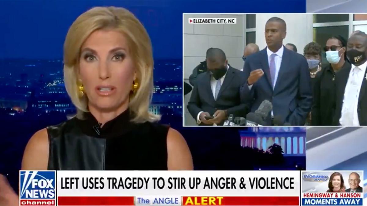 Laura Ingraham accuses CNN's Bakari Sellers of 'sporting an accent' on TV