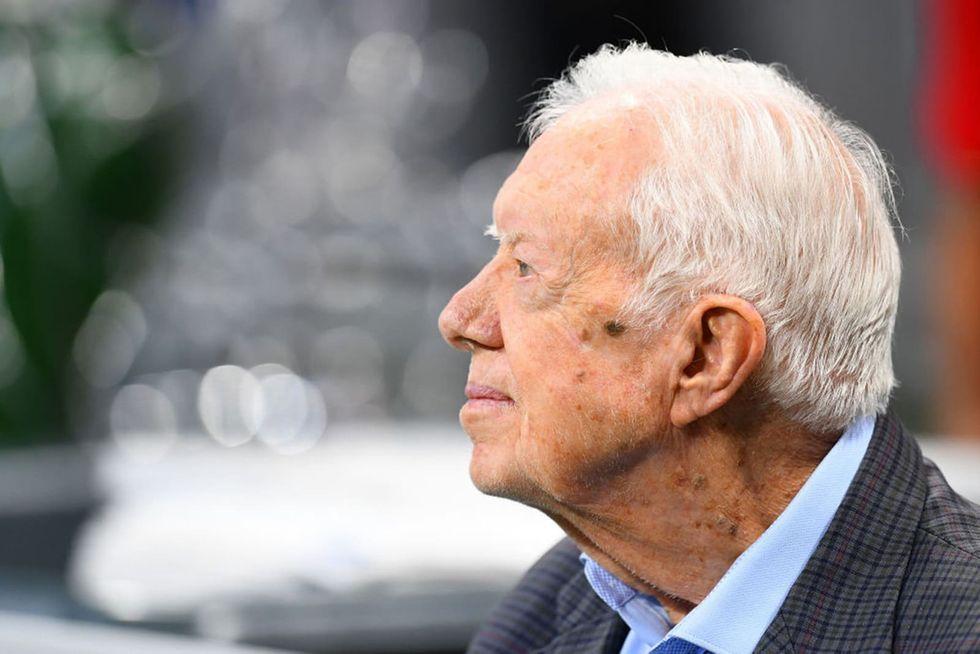 Biden to meet with Jimmy Carter during Georgia swing this week