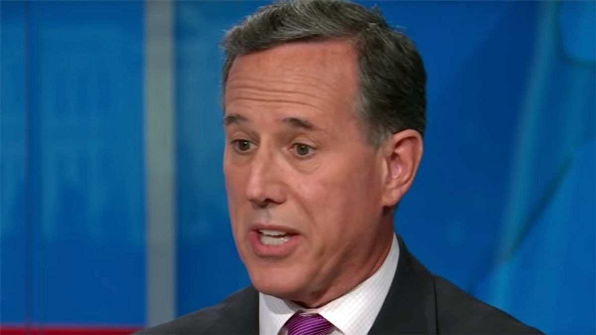 CNN facing boycott from Native American journalists over Rick Santorum and 'racist comments'