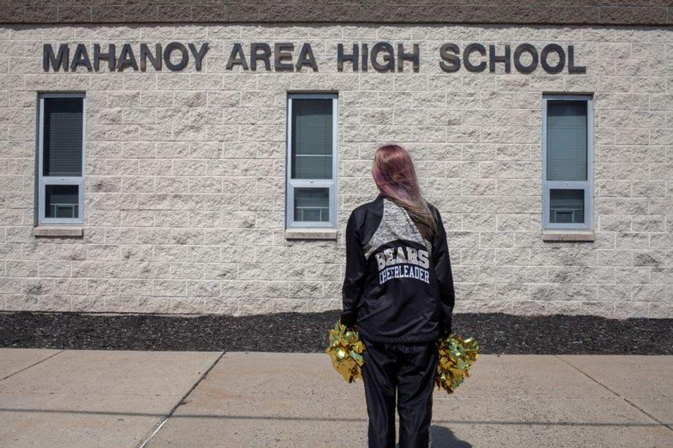 U.S. Supreme Court to hear peeved cheerleader's free speech case