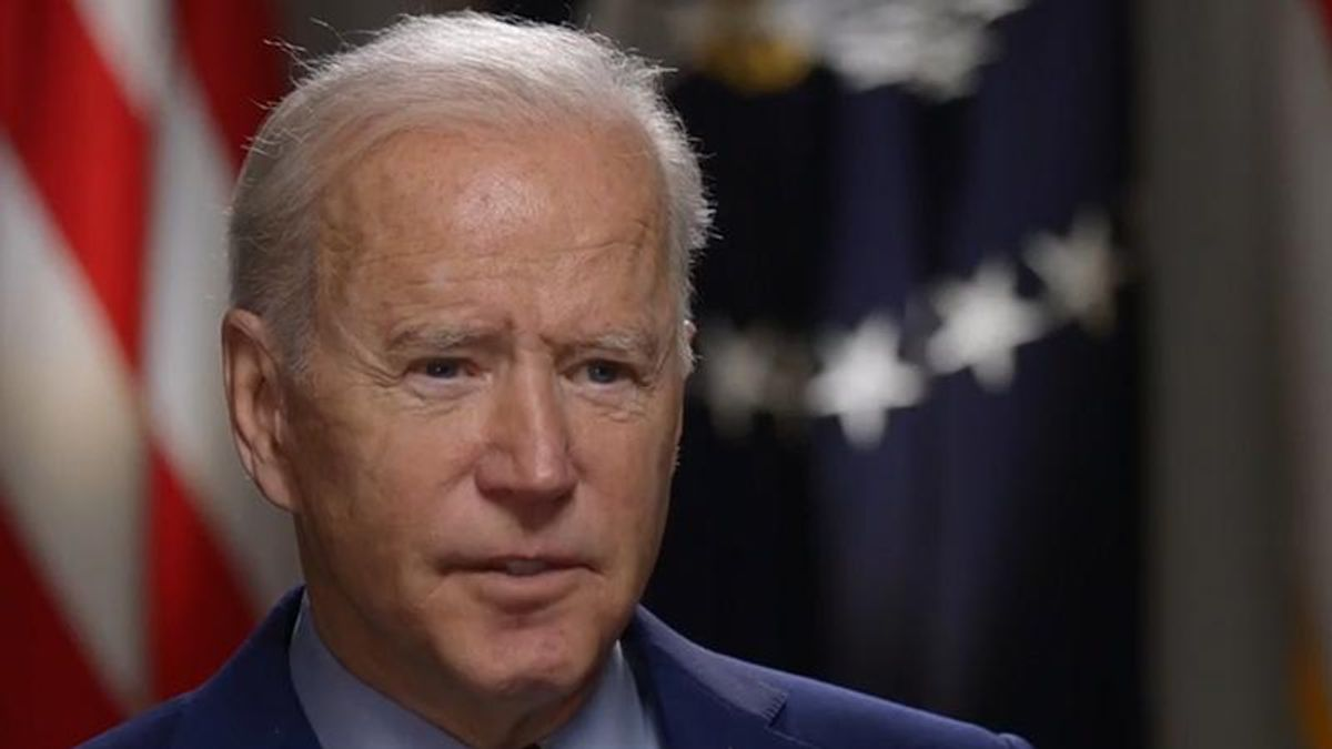 Biden says he was blindsided by Giuliani raid: I had no idea this was underway – it was the DOJ's independent judgment