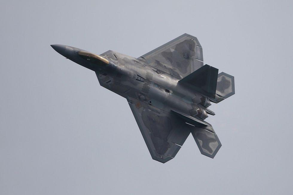 Air Force intercepting record number of Russian aircraft, says Alaska-based lieutenant
