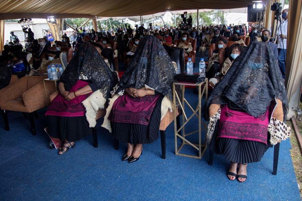 South Africa's Zulu regent Queen Dlamini Zulu dies at 65