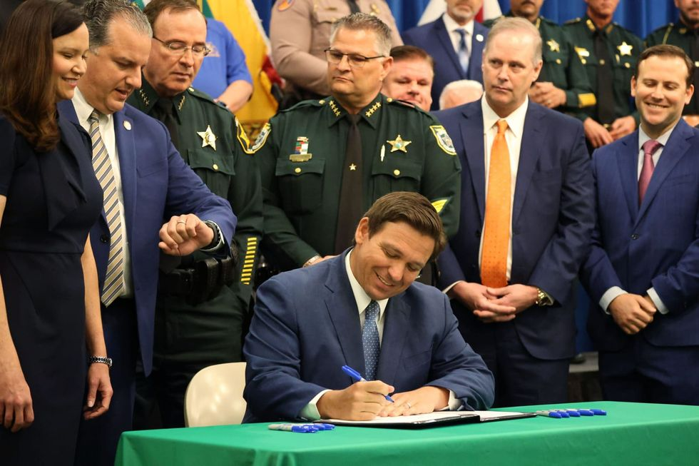 Heaven help us if court upholds DeSantis' assault on free speech in Florida
