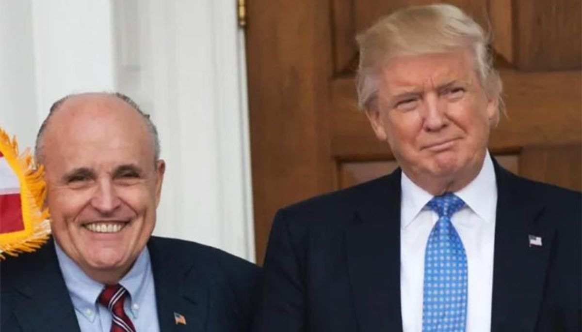 DOJ slapped aside Trump holdovers to raid Giuliani after months of delays: report